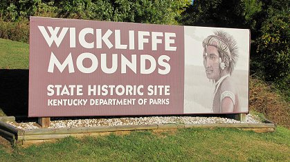 wickliffe Ceremony at Wickliffe Mounds State Historic Site